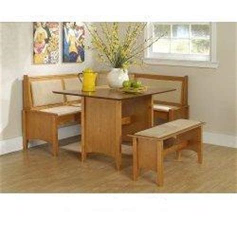 small breakfast nook furniture kitchen table honey oak wooden benches kitchen design photos