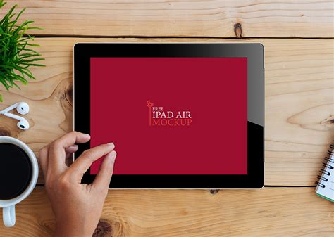 design ipad mockup free ipad air mockup graphic google tasty graphic