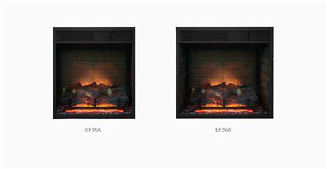 Fireplace Faq by Fireplace Insert Ef36 Puraflame