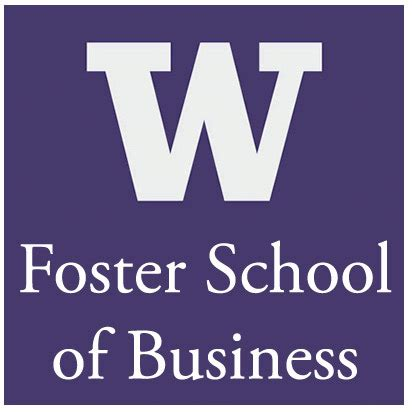Foster Seattle Mba by Independent Study Opportunity For Foster Mba Students