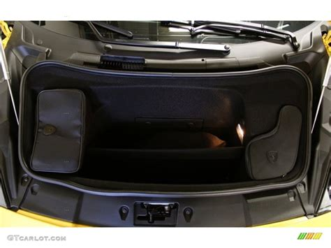 2009 lamborghini gallardo lp560 4 coupe trunk photo