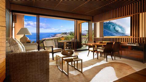 lanai room four seasons resort lanai eyes feb reopening travel weekly