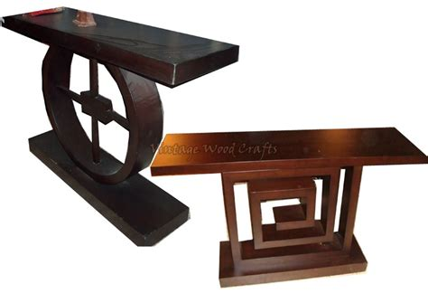 modern wood console table wooden console tables wooden colonial console table