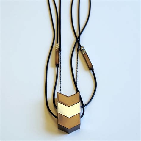 the dipper audio necklace by tinsel cool