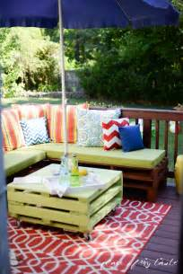 diy pallet patio furniture diy pallet furniture a patio makeover