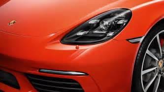 Porsche Cayman Vs Boxster 2016 Porsche Boxster Vs Cayman
