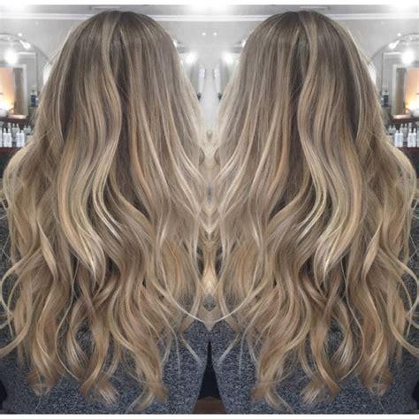 painting lowlights on gray hair 25 trending dark blonde highlights ideas on pinterest