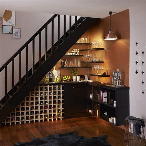 Amenager Un Dessous D Escalier by 20 Astuces Pour Am 233 Nager Un Dessous D Escalier Clematc