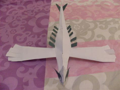 Lugia Papercraft - lugia papercraft by blacksnowing on deviantart