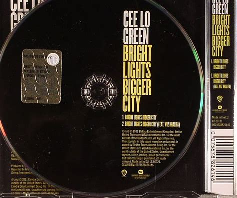cee lo green bright lights bigger city vinyl at juno records