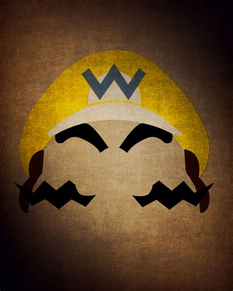 super minimalist 25 best images about it sa me wario on pinterest super