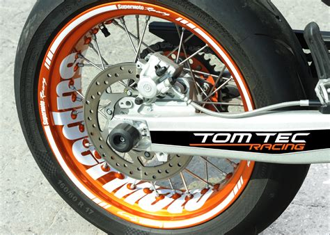Ktm 690 Supermoto Wheels Wheel Sticker Supermoto Rims Ktm Smc 690 Lc4 660 625 640
