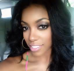 portias hair line porsha williams refuses to sign gag order celebnmusic247