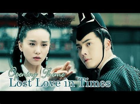 themes about lost love lost love in times 醉玲珑 opening theme mv tears of pain