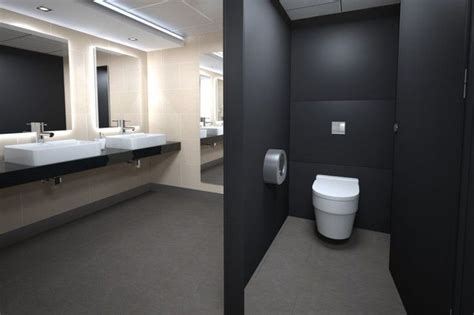 office bathroom design with 50 images for office toilet - Kommerzielle Badezimmer Entwurfs Ideen