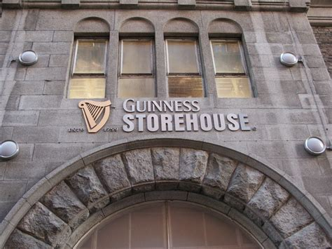 store house guinness storehouse museum in dublin thousand wonders