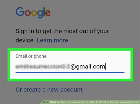 how to transfer contacts from one android phone to another how to transfer contacts from one android to another android device