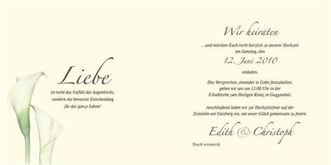 Hochzeitseinladung Trauzeugen by Einladungskarten Hochzeit Text Einladungskarten Hochzeit