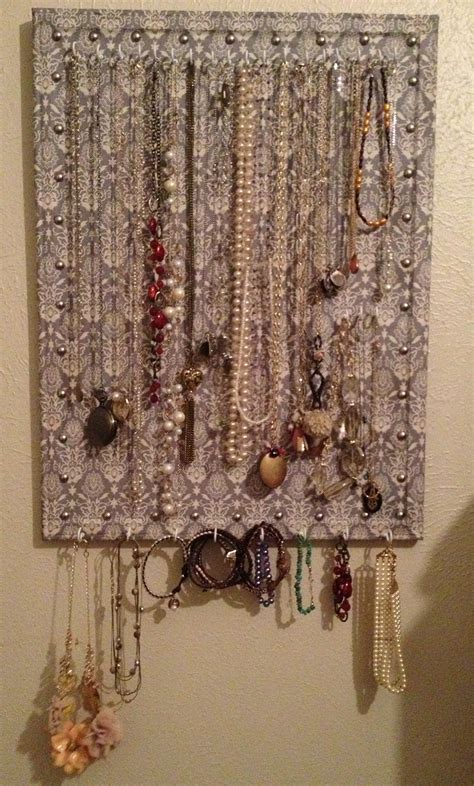 jewelry board diy jewelry board