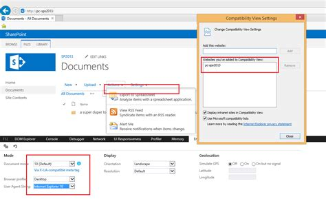 top bar of internet explorer disappeared sharepoint 2013 action quot open with windows explorer