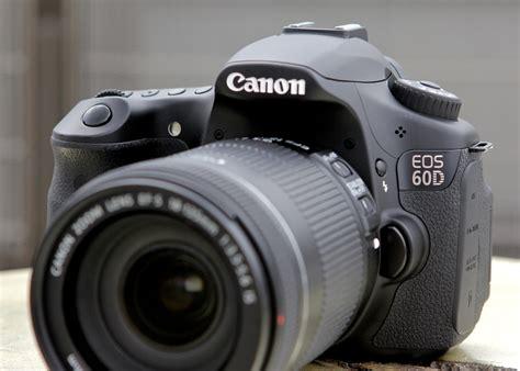 Dslr Canon 60d canon 60d impressions the dslr is just a bit closer
