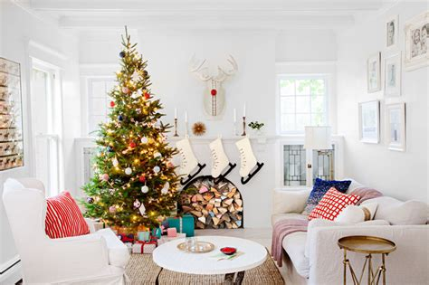 24 best christmas home tours houses decorated for christmas