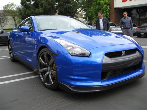 the blue blue nissan r35 gt r visits stillen stillen garage