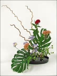 Flower Arranging Japanese Flower Arrangement