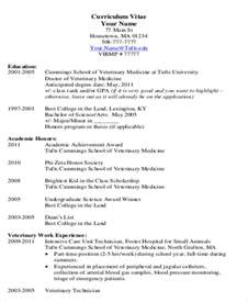 med school resume student cv sle 7 exles in word pdf