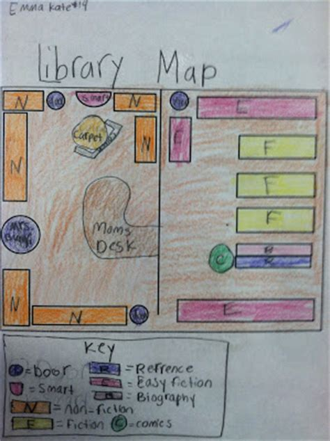 Grade Bedroom Map Project Everything Library Mapping The Library