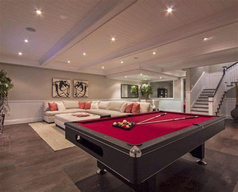 cool finished basements cool basement remodeling ideas that you have to see