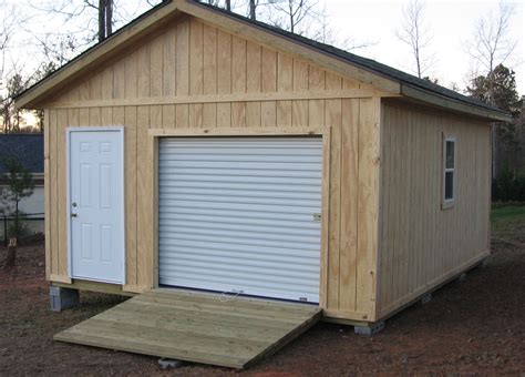 Blueprints For Garages by Sturdi Portable Buildings
