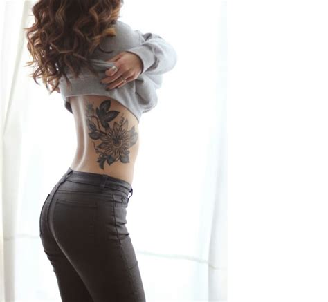 tattoo back and side best 25 side back tattoos ideas on pinterest