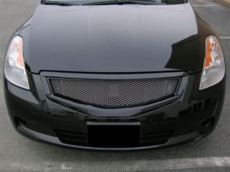 2008 nissan altima front grill nissan altima 08 09 2008 2009 coupe front bumper custom