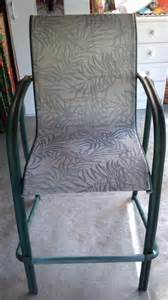 Patio Chair Replacement Slings Mike From Patio Chair Sling Replacements Before And After