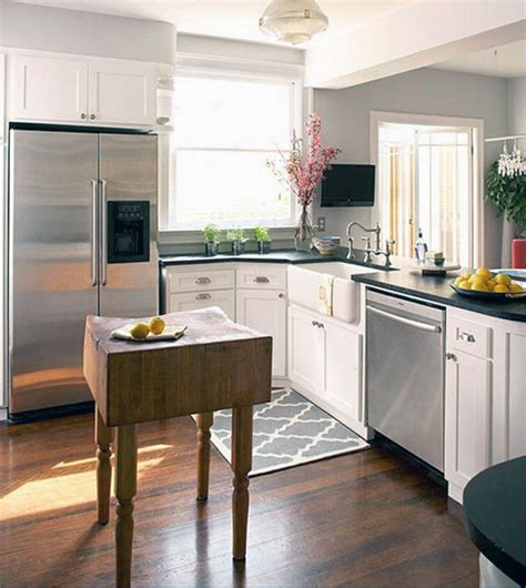 small kitchen ideas with island small kitchen island ideas home design and decoration portal