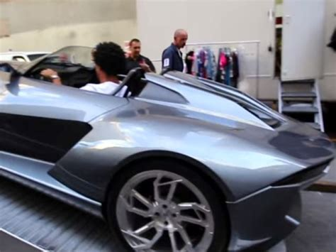 Beast 5 11 Brown chris brown just picked up the rezvani beast