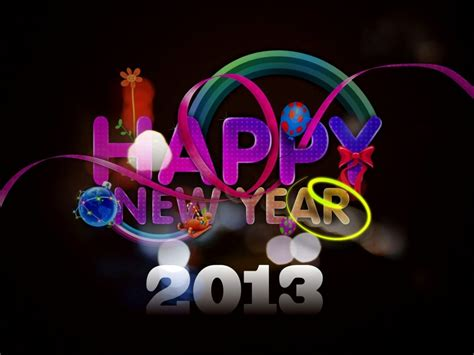 new year 2013 happy new year 2013 greetings hd wallpaper of new year