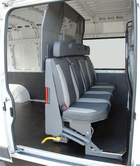 siege pour cabine de cabine approfondie roler cab banquette repliable 4