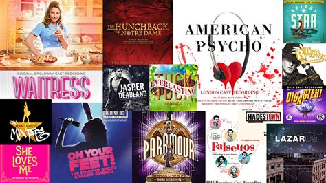 broadway best friday playlist 2016 s best broadway songs from each cast
