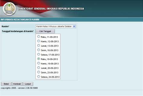 cara buat paspor online yogyakarta cara membuat paspor online terbaru 2017 proses lebih