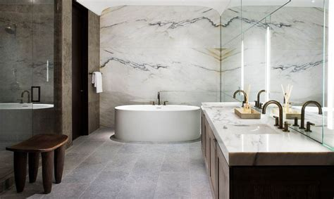 marble tile bathroom ideas sophisticated bathroom designs that use marble to stay trendy