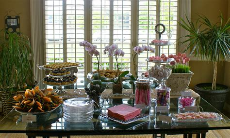 bridal shower table share