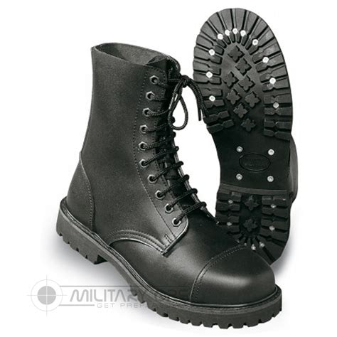Hoorah Glocksen Gets Ai Boot by 10 Eyelet Undercover Rangers Boots Rock