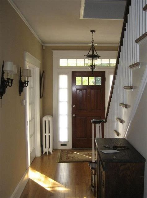 front foyer 25 best ideas about center hall colonial on pinterest