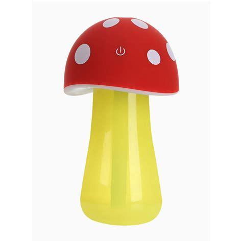 quality mini mushroom lamp humidifier aroma  usb