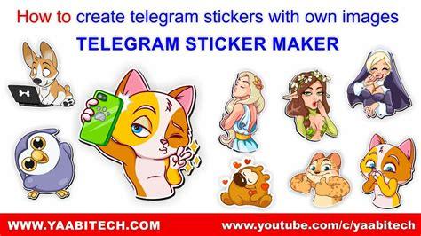 How To Make Telegram Stickers