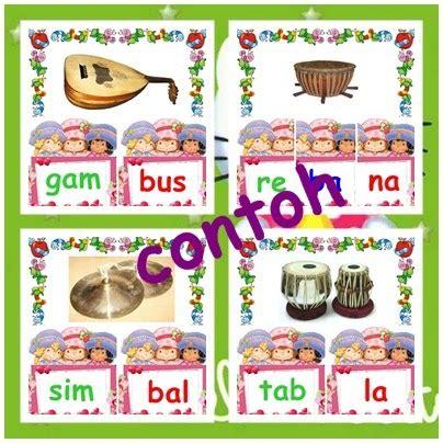 prasekolah seri permata alatan muzik tradisional