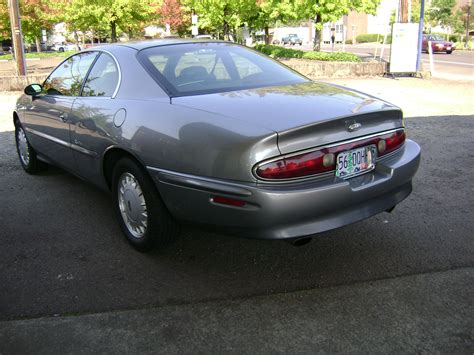 1999 Buick Riviera by 1995 1999 Buick Riviera The End Of An Era Autopolis