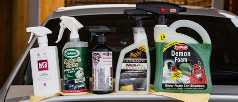 products for lazy people what are the best car washing products for lazy people